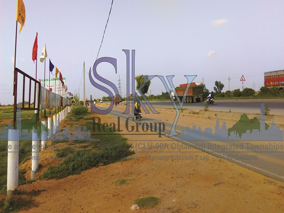 plot for sale in neemrana rajasthan