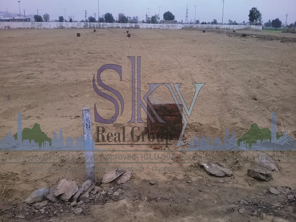plot in neemrana behror